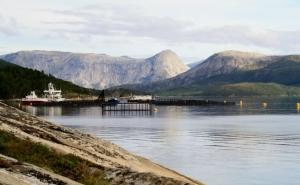 Tysfjord, oppdrett