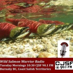 Radiointervju: Alexandra Morton og ClaudetteBethune
