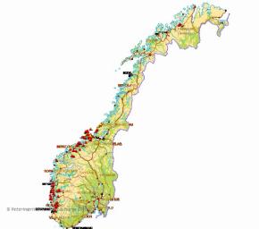 PD-smitte i Nærøy,Nord-Trøndelag.