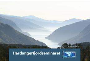 Årets Hardangerfjordseminar